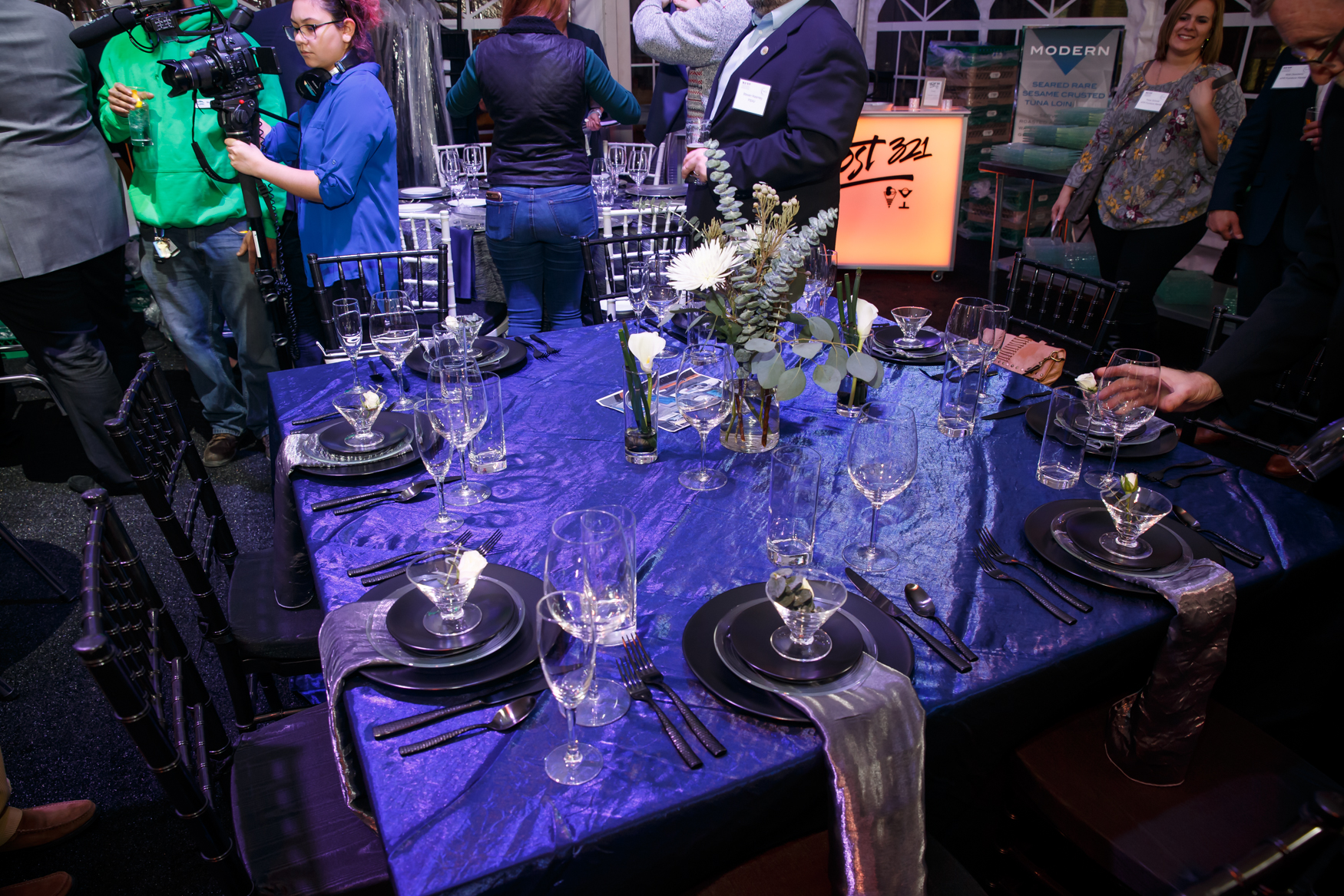 Modern Tablescape 1