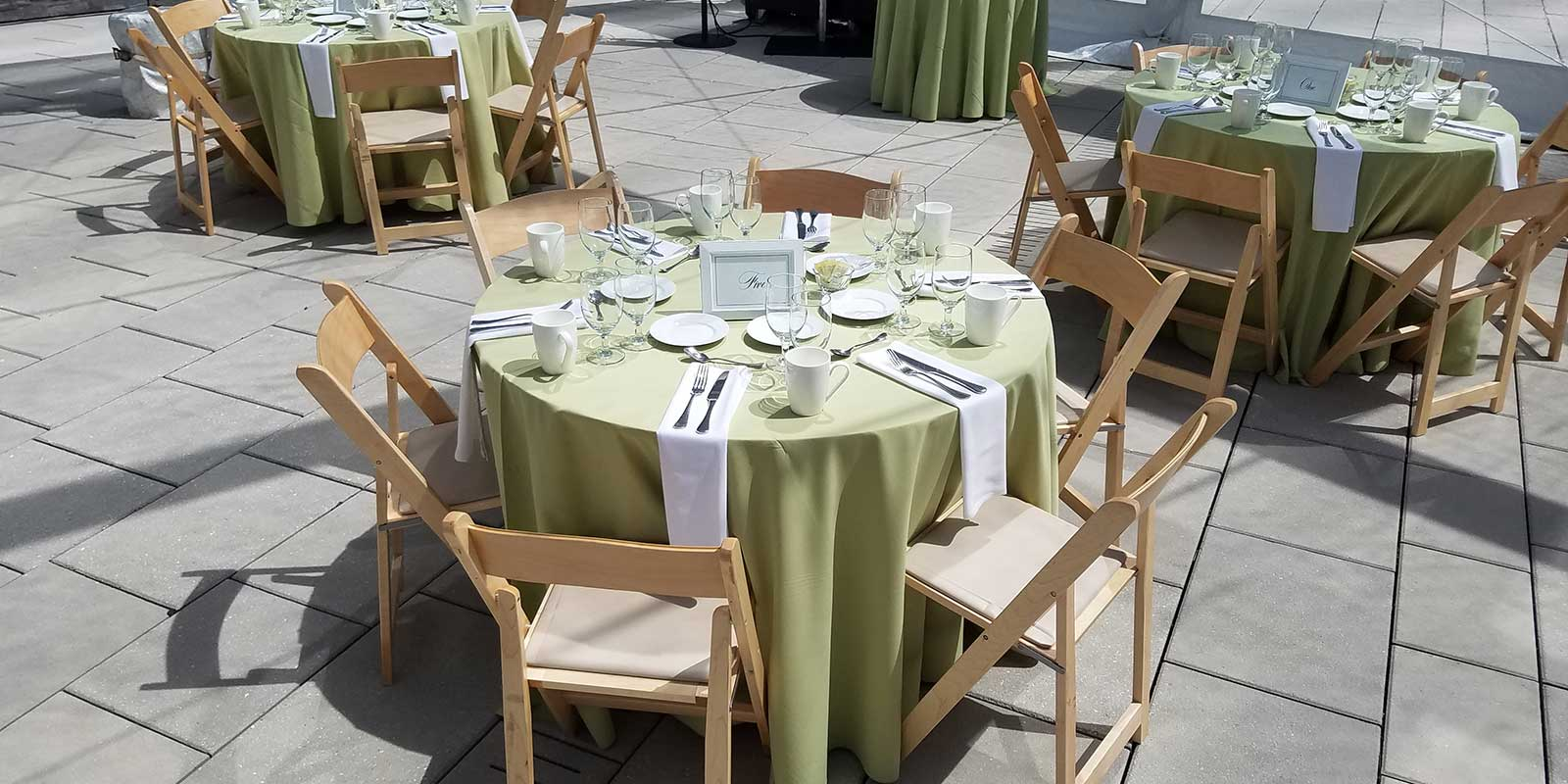 Wedding Rentals in Philadelphia