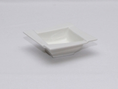 Rental store for TASTING-CERAMIC, RIM SQUARE BOWL, 3.88 in Philadelphia PA
