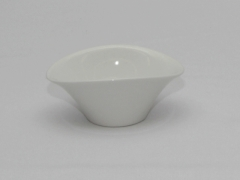 Rental store for TASTING-CERAMIC, OVAL DEEP BOWL, 3.88 in Philadelphia PA