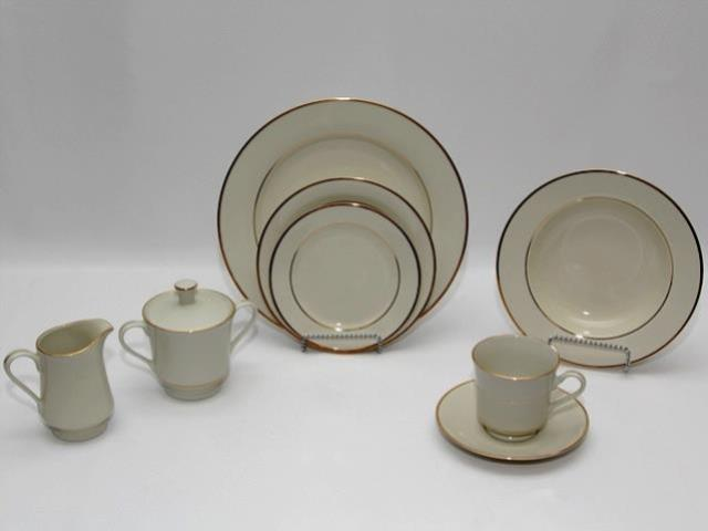 Where to find IVORY W  GOLD BAND CHINA PATTERN in Philadelphia