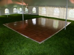 Rental store for WOOD GRAIN VINYL DANCE FLOORS in Philadelphia PA