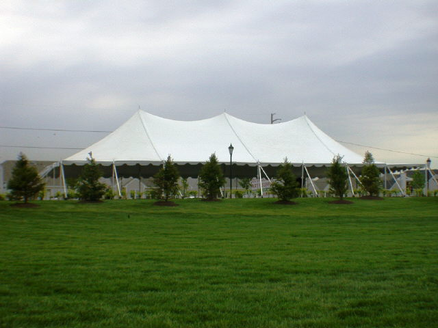 Where to rent POLE TENTS 40  WIDE in Cherry Hill NJ, Philadelphia, Haddonfield NJ, Marlton NJ, Moorestown New Jersey