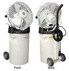 Rental store for FAN, MISTING 18  W  COOLER - WHITE 2.2A in Philadelphia PA