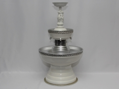 Rental store for BEVERAGE FOUNTAIN, WHITE SILVER 3 GAL in Philadelphia PA