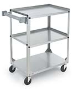 Rental store for CART, ROLLING STAINLESS 3 TIER in Philadelphia PA