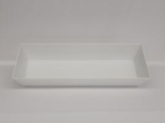 Rental store for BOWL, WHITE MELAMINE 19 5 8 X7 7 8 X3 in Philadelphia PA