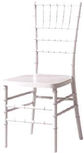 Where to find CHAIR, CHIAVARI RESIN-WHITE in Philadelphia