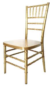 Where to find CHAIR, CHIAVARI RESIN-GOLD in Philadelphia
