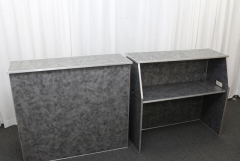 Rental store for BAR, PORTABLE 4  - BRUSHED PEWTER in Philadelphia PA