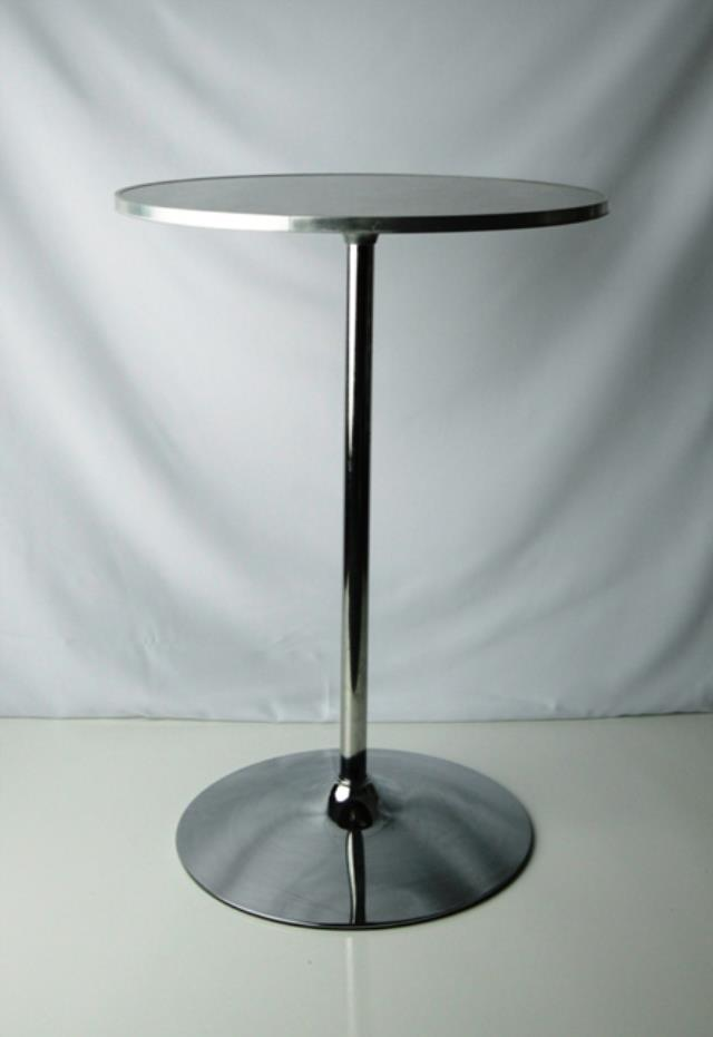 Where to find TABLE, 30  RD X 42  HIGH BRUSHED ALUMINU in Philadelphia