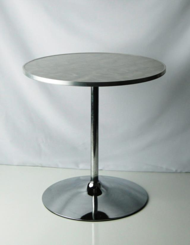 Where to find TABLE, 30  RD X 30  HIGH BRUSHED ALUMINU in Philadelphia