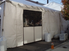 Rental store for TENT DOOR - STANDARD W  WALL in Philadelphia PA