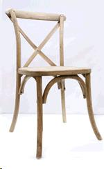 Where to find CHAIR, CROSS BACK-NATURAL in Philadelphia