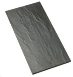 Rental store for PLATTER, FAUX SLATE MELAMINE 18 X8.5 in Philadelphia PA