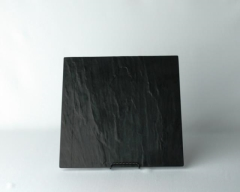 Rental store for PLATTER, FAUX SLATE MELAMINE 14.5  SQ. in Philadelphia PA