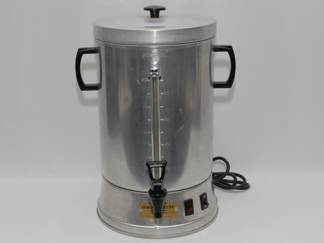 Where to find COFFEE MAKER, ALUMINUM 101 CUP 12.5 AMP in Philadelphia
