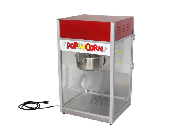 Where to find POPCORN MACHINE  RED TOP in Philadelphia