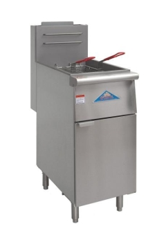 Rental store for DEEP FRYER-STANDING PROPANE 40LB in Philadelphia PA
