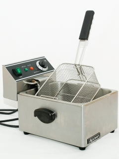 Rental store for DEEP FRYER-TABLETOP ELECTRIC -15LB 11amp in Philadelphia PA