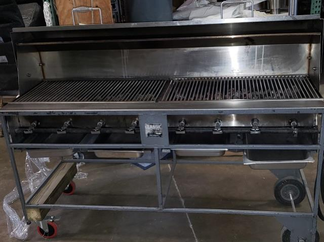 Where to find GRILL PROPANE 70 WX35 HX24 D W. DOME in Philadelphia