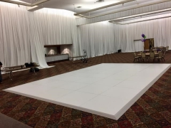 Rental store for WHITE VINYL DANCE FLOORS in Philadelphia PA