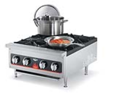 Rental store for STOVE, 24  4 BURNER TABLETOP-PROPANE in Philadelphia PA
