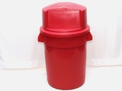 Rental store for TRASH CAN, 32GAL-RED in Philadelphia PA