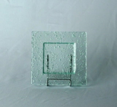 Rental store for PLATE, GLASS-GREEN TINT SQUARE 8 in Philadelphia PA