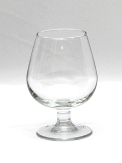 Rental store for GLASS, BRANDY SNIFTER  CI  12 OZ in Philadelphia PA