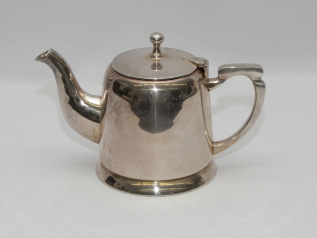 Where to find TEA SERVER, 32OZ.-SILVER in Philadelphia